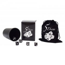 Set Yamms 5 Dices