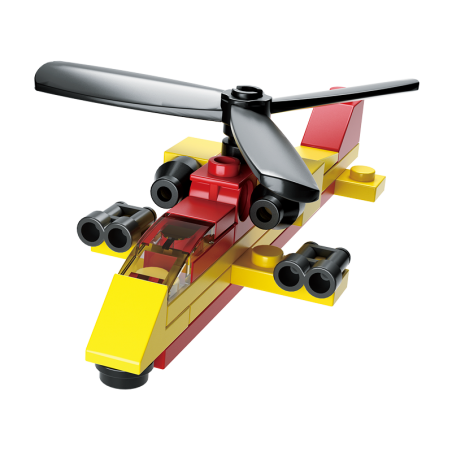 MINI ELICOPTER SPATIAL